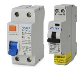 RCD and RCBO